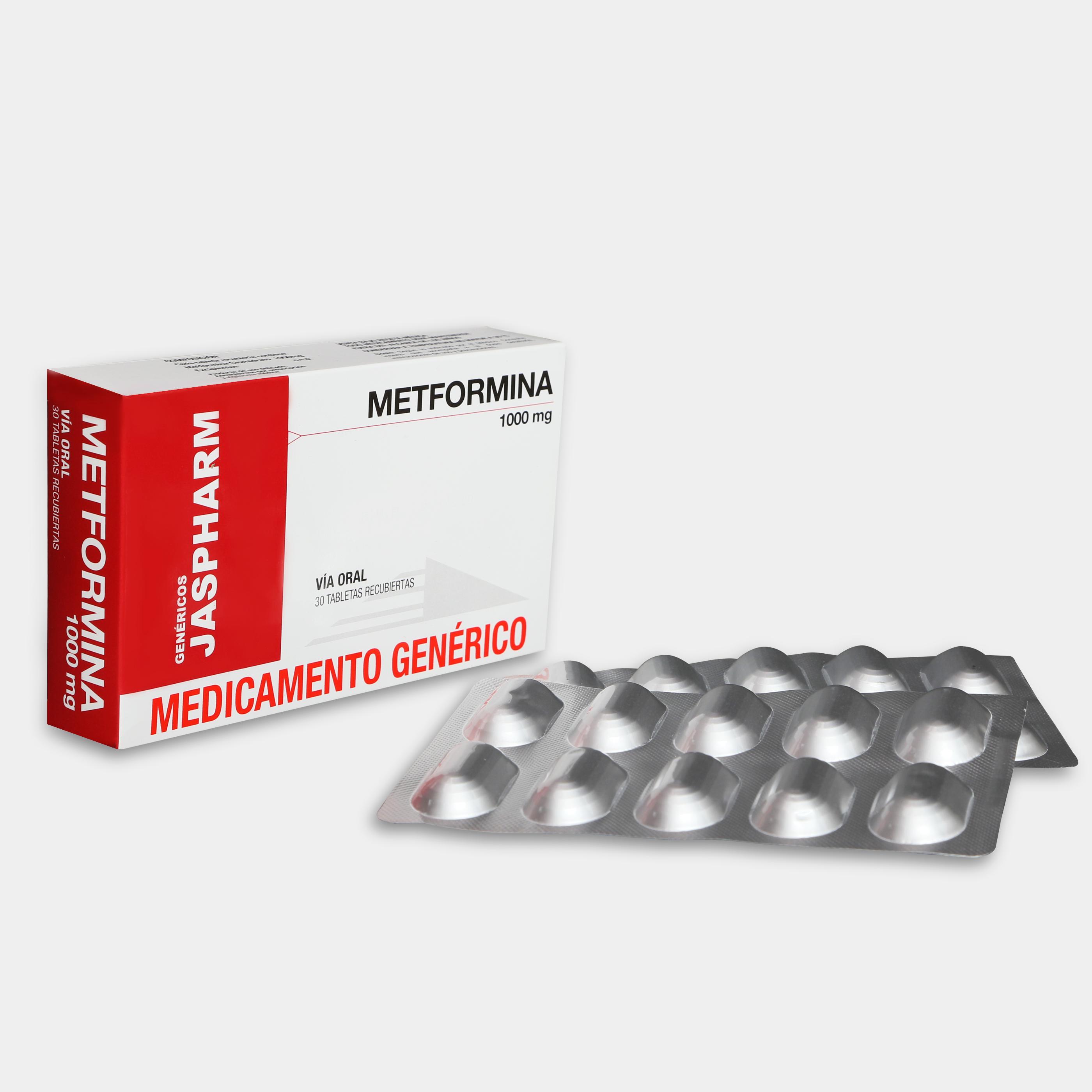 METFORMINA100